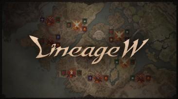 Геймплейный трейлер мобильной MMORPG Lineage W