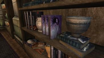 "The Elder Scrolls 4: Oblivion ""Fantasy Book Covers \ Новые обложки книг"""