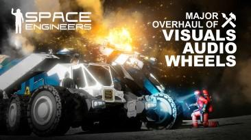 Space Engineers получила космическое обновление