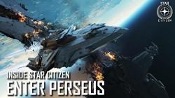 Новое видео Star Citizen о корабле Perseus и о ручном тяговом луче; Краудфандинг достиг 335 млн. долларов