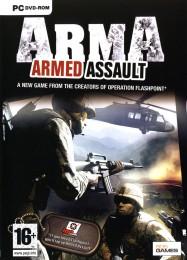 Обложка игры Armed Assault