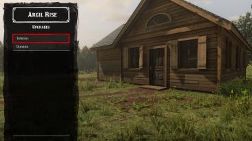 """Red Dead Redemption 2 """"Возможность покупать недвижимость"""""""