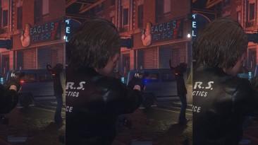 """Resident Evil 3 """"Albert.W.Model-01"""""""