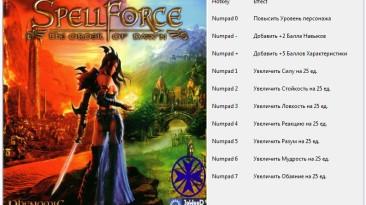 Spellforce Gold: Трейнер/Trainer (+10) [1.1] {Timuqares}