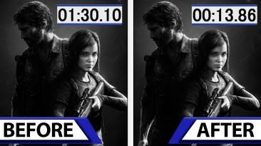 Лучшая версия - энтузиаст сравнил время загрузок в The Last of Us Remastered до и после обновления