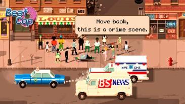 """11bit studios передаёт привет 80-м в игре """"Beat Cop"""""""