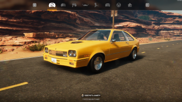 "Car Mechanic Simulator 2021 ""Salem Flamo раллийная версия"""