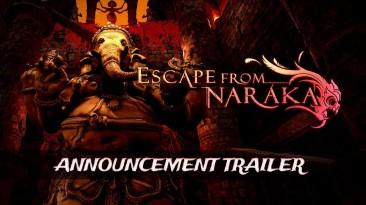 Анонсирован платформер на выживание от первого лица Escape from Naraka для ПК