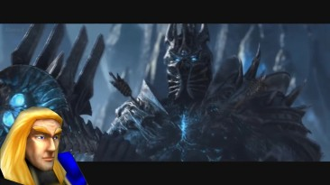 """Артес смотрит ролик """"World of Warcraft: Shadowlands"""" (Реакция)"""