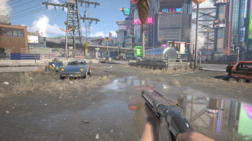 Новый мод на освещение для Cyberpunk 2077 восстанавливает систему освещения с демо-версии E3 2018