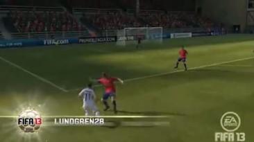 """FIFA 13 """"Лучшие голы. Часть 4"""""""