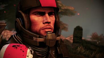 "Mass Effect Legendary Edition ""Измененный геймплей для ME2"""
