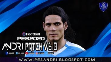 """PES 2021 """"Andri Патч v6.0 AIO"""""""