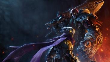 Всадники Апокалипсиса в картинках - анонсирован официальный артбук по Darksiders Genesis