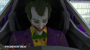 "Batman: Arkham City ""Joker vs. Sweet Tooth. Бой насмерть!"""