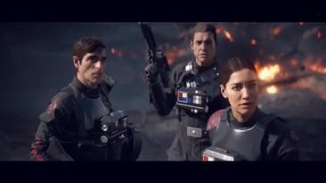 Star Wars Battlefront 2 - трейлер одиночного режима игры (Русская озвучка VHS)