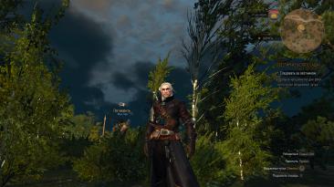 """Witcher 3 """"Оптимизация для слабых ПК (без отключения травы и с хорошими текстурами)"""""""
