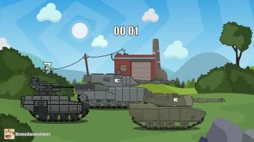 Танкомульт Armored Warfare : 15 Доставка на дом