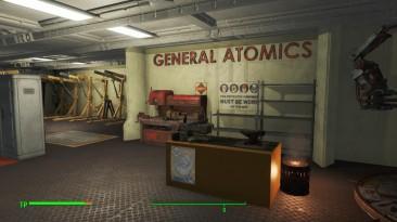 "Fallout 4 ""Убежище Миллиардеров 1.1"""