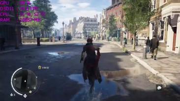 Ryzen 7 1700 в Assassin's Creed Syndicate (GTX 1060)