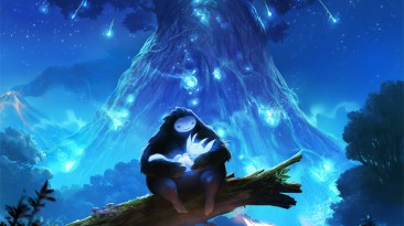 вся карта Ori and the Blind Forest