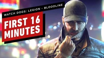 Первые 16 минут геймплея Watch Dogs: Legion - Bloodline