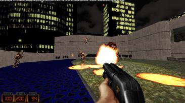 "Doom 2 ""Мод на Duke Nukem 3D"""