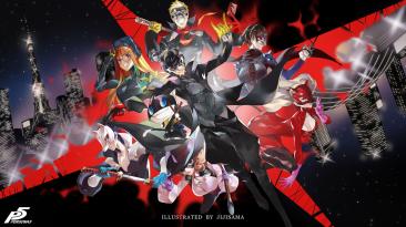 Оригинальная Persona 5 с PlayStation 3 обзавелась русским переводом!