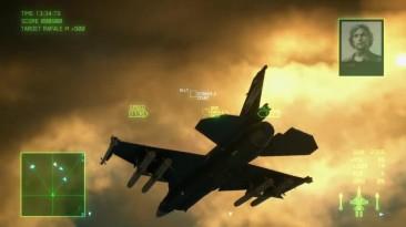Геймплейный трейлер DLC Ten Million Relief Plan' для Ace Combat 7