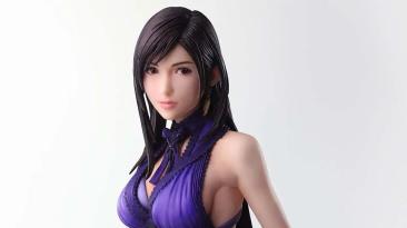 Square Enix представила великолепные фигурки Тифы Локхарт из ремейка FFVII