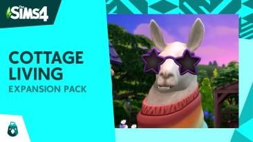 """Разработчики The Sims 4 показали геймплей дополнения """"Загородная жизнь"""""""