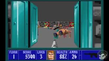 Вектор развития #1: История создания шутеров - от Maze War до Wolfenstein 3D и DOOM |FPS HISTORY|