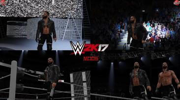"WWE 2K17 ""Seth Rollins Money in the Bank 2020 Наряд (Лицевая анимация) WWE 2K19 Порт Мод"""