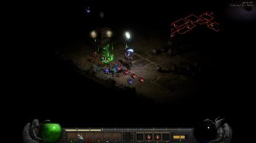 """Diablo 2: Resurrected """"Простое визуальное улучшение эффектов"""""""