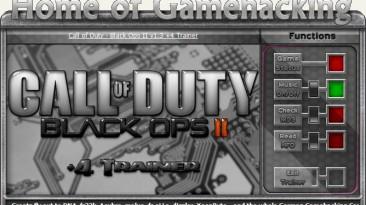 Call of Duty - Black Ops 2: Трейнер/Trainer (+4) [1.3] {sILeNt heLLsCrEAm/HoG}
