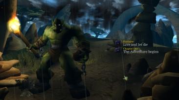 """Warcraft 3 TFT """"Кампания - Повелитель кланов"""""""