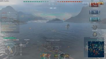 Впечатления Торнайда от ЗБТ World of Warships