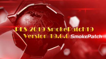 "Pro Evolution Soccer 2019 ""SmokePatch19 Version 19.0.0"""