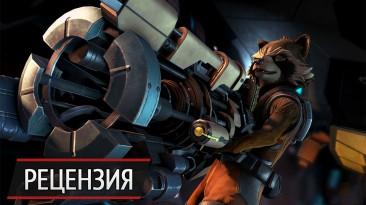 Команда идиотов на страже Галактики: рецензия на первый эпизод Guardians of the Galaxy