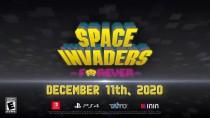 Коллекция Space Invaders выйдет на PS4 и Switch в декабре