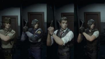 "Resident Evil 2 ""Ви из Devil May Cry 5"""