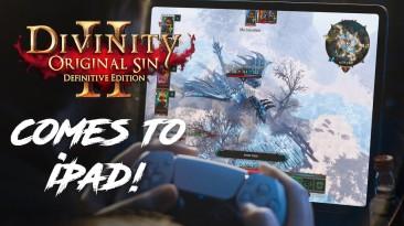 Divinity: Original Sin II стала доступна на iPad
