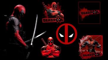 """Deadpool """"Иконки для рабочего стола""""."""