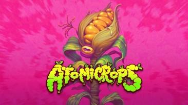 """""""Выращивай. Женись. Убивай"""" - Полноценный релиз Atomicrops состоится уже в мае"""