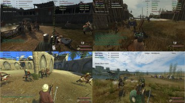 "Mount & Blade: Warband ""BannerPage"""
