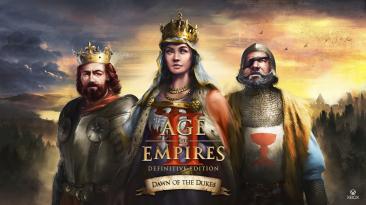 Объявлена дата выхода расширения Dawn of the Dukes для Age of Empires 2: Definitive Edition