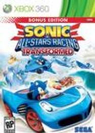 Обложка игры Sonic & All-Stars Racing Transformed