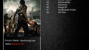 Dead Rising 3: Трейнер/Trainer (+8) [1.0] {MrAntiFun}