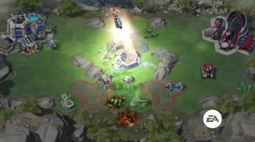 Command and Conquer Rivals: Геймплейное Демо- E3 2018