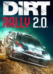 Обложка игры DiRT Rally 2.0